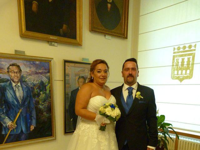 La boda de Luz  y Gustavo