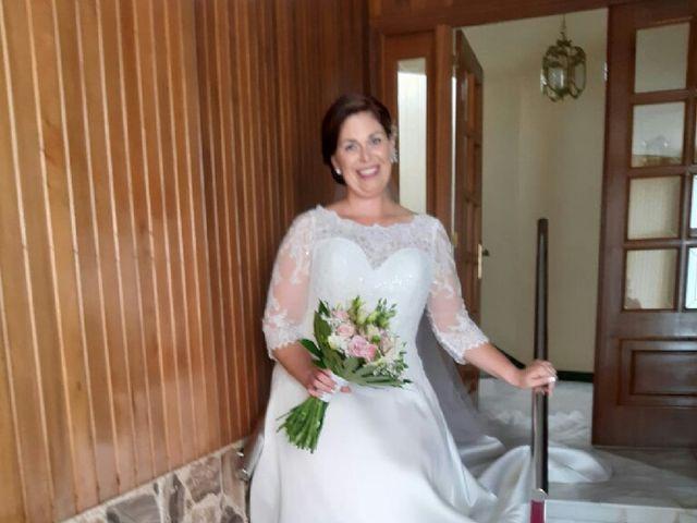 La boda de Carlos y Alba en Ferrol, A Coruña 2