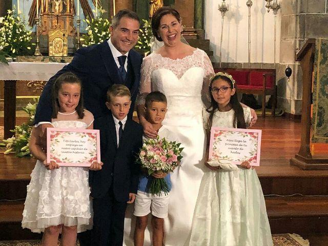 La boda de Carlos y Alba en Ferrol, A Coruña 5