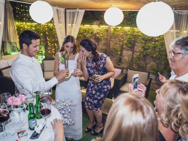 La boda de Gustavo y Marta en Zaragoza, Zaragoza 15