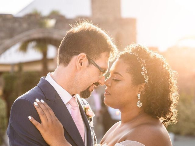 La boda de Gonzalo y Aleymis