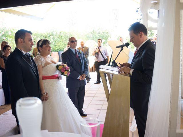 La boda de Adrian y Miriam en Sevilla, Sevilla 1