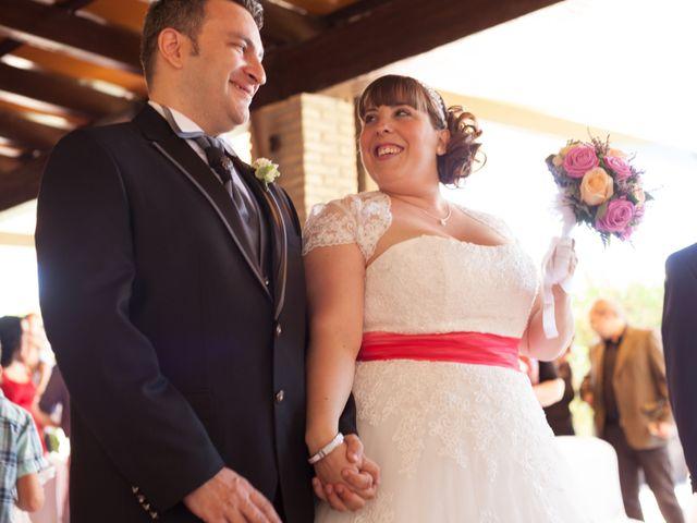 La boda de Adrian y Miriam en Sevilla, Sevilla 9