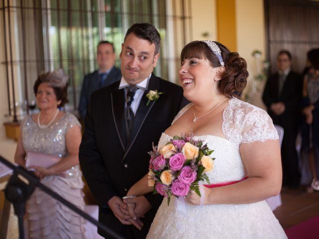 La boda de Adrian y Miriam en Sevilla, Sevilla 13