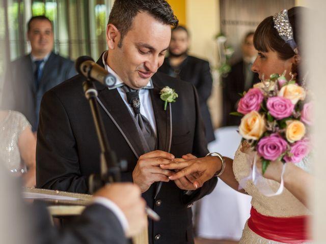 La boda de Adrian y Miriam en Sevilla, Sevilla 15