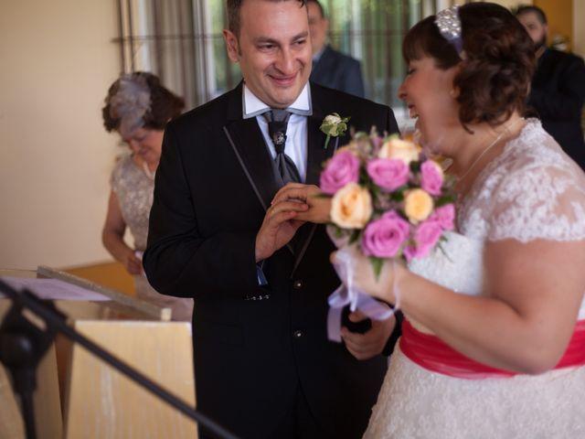 La boda de Adrian y Miriam en Sevilla, Sevilla 16