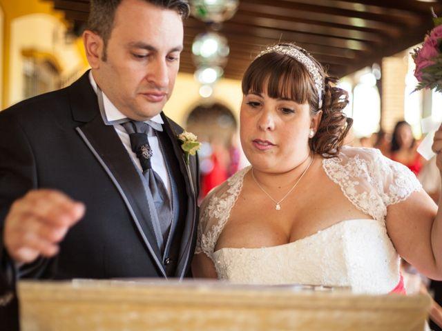 La boda de Adrian y Miriam en Sevilla, Sevilla 19