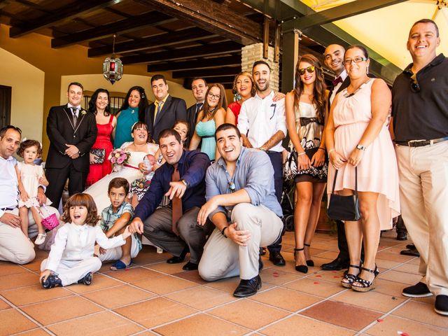 La boda de Adrian y Miriam en Sevilla, Sevilla 32