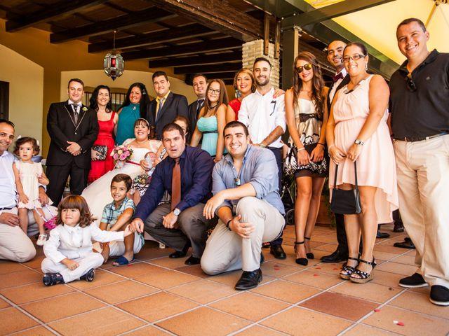 La boda de Adrian y Miriam en Sevilla, Sevilla 33
