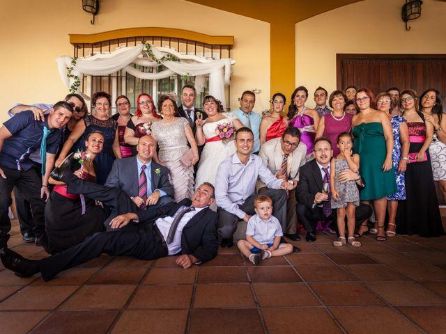 La boda de Adrian y Miriam en Sevilla, Sevilla 35