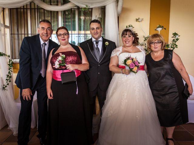 La boda de Adrian y Miriam en Sevilla, Sevilla 36