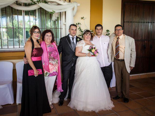 La boda de Adrian y Miriam en Sevilla, Sevilla 38