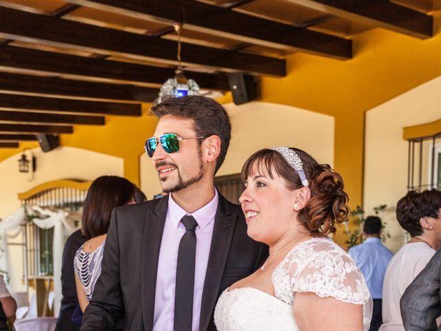La boda de Adrian y Miriam en Sevilla, Sevilla 41