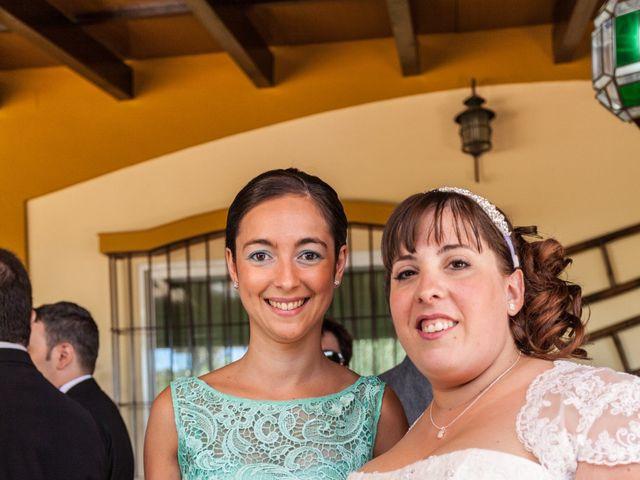 La boda de Adrian y Miriam en Sevilla, Sevilla 42
