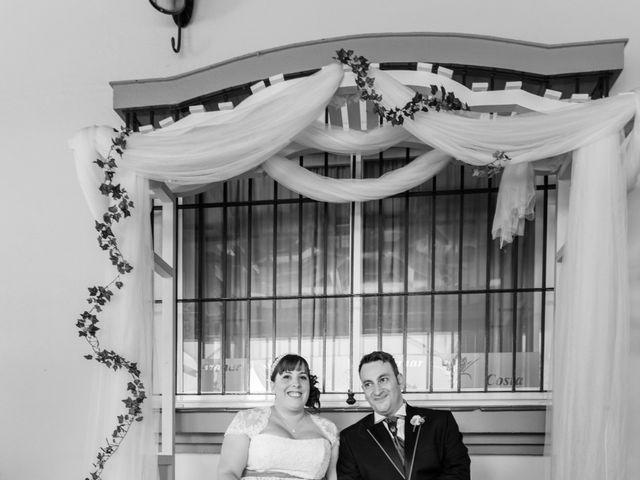 La boda de Adrian y Miriam en Sevilla, Sevilla 43