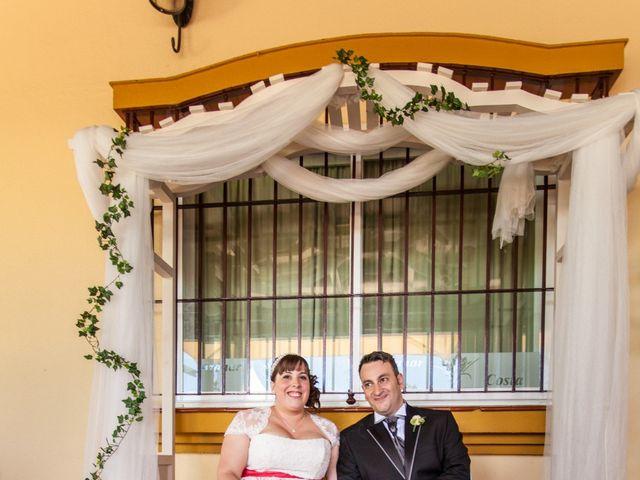 La boda de Adrian y Miriam en Sevilla, Sevilla 44