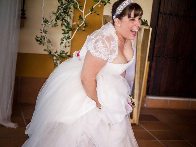 La boda de Adrian y Miriam en Sevilla, Sevilla 53