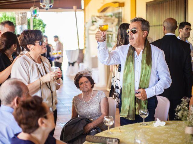 La boda de Adrian y Miriam en Sevilla, Sevilla 54