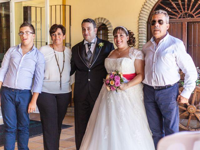 La boda de Adrian y Miriam en Sevilla, Sevilla 61