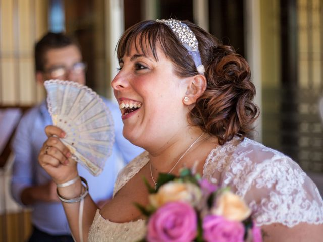 La boda de Adrian y Miriam en Sevilla, Sevilla 62