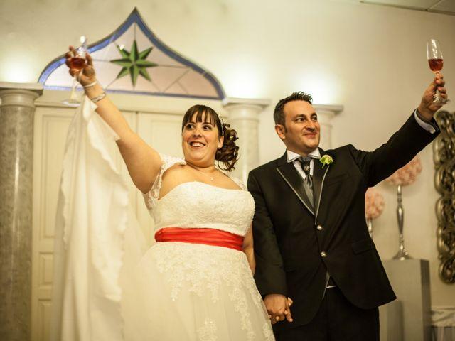 La boda de Adrian y Miriam en Sevilla, Sevilla 73
