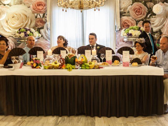 La boda de Adrian y Miriam en Sevilla, Sevilla 74