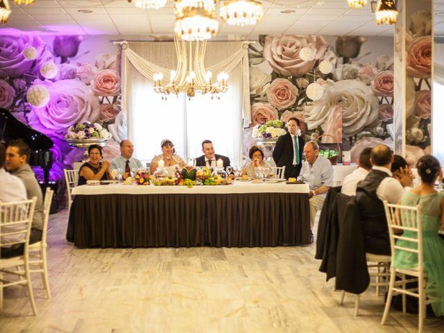 La boda de Adrian y Miriam en Sevilla, Sevilla 78