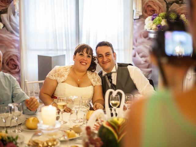 La boda de Adrian y Miriam en Sevilla, Sevilla 80