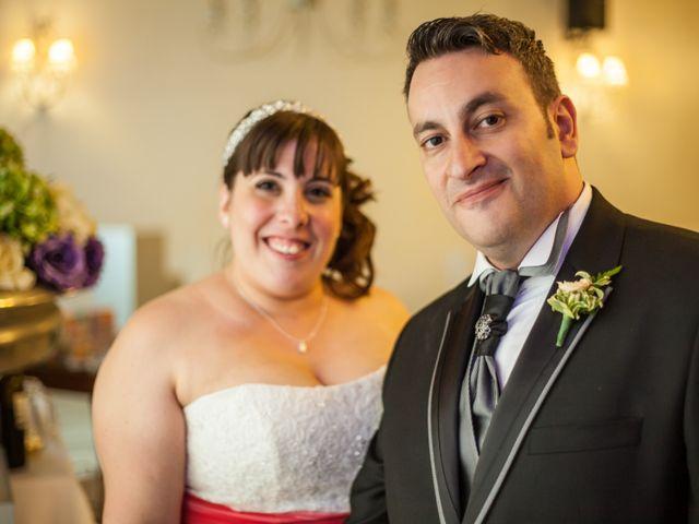 La boda de Miriam y Adrian