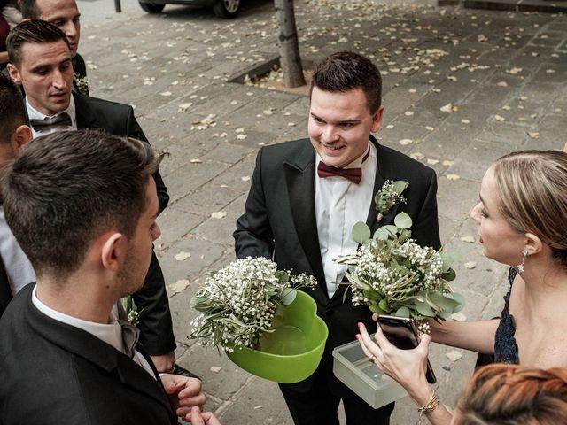 La boda de Guillem y Adriana en Barcelona, Barcelona 20