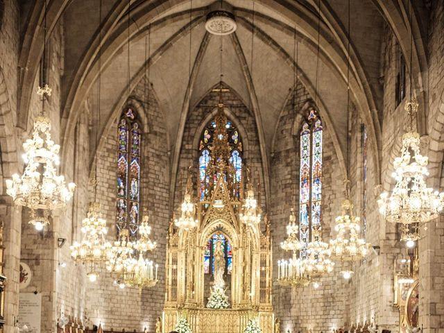 La boda de Guillem y Adriana en Barcelona, Barcelona 22