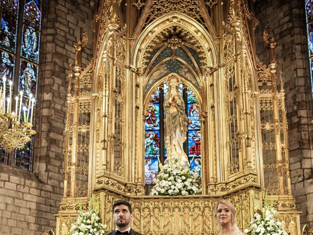 La boda de Guillem y Adriana en Barcelona, Barcelona 23
