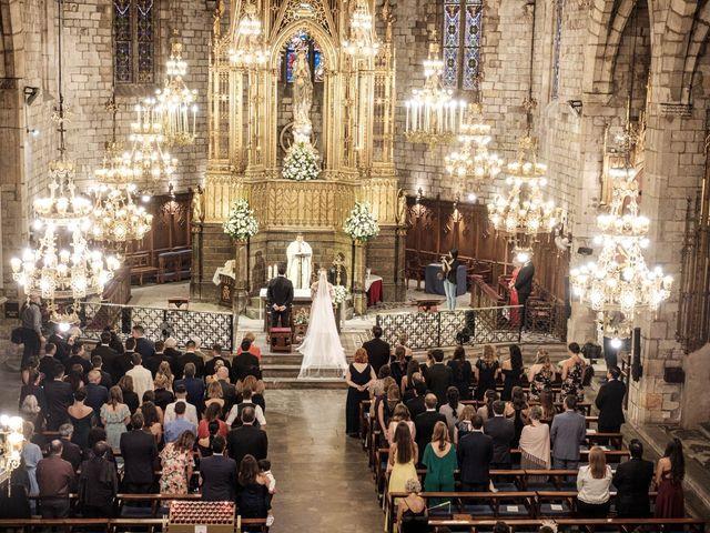 La boda de Guillem y Adriana en Barcelona, Barcelona 56