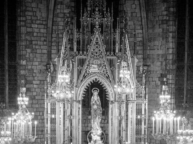 La boda de Guillem y Adriana en Barcelona, Barcelona 58