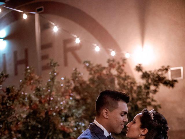 La boda de Alex y Tania en Albal, Valencia 9