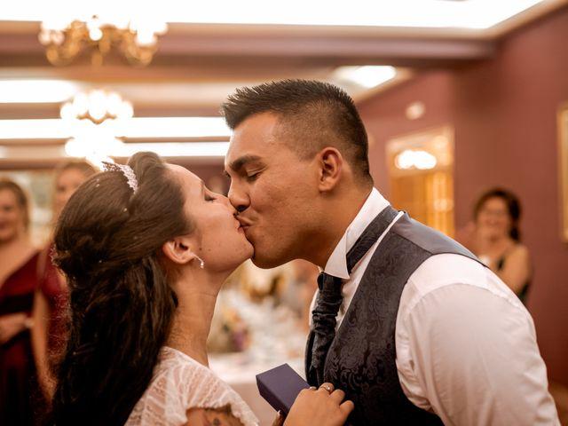 La boda de Alex y Tania en Albal, Valencia 13