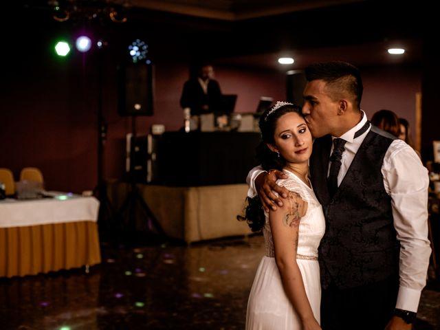 La boda de Alex y Tania en Albal, Valencia 15