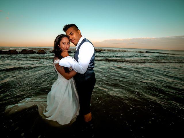La boda de Alex y Tania en Albal, Valencia 32
