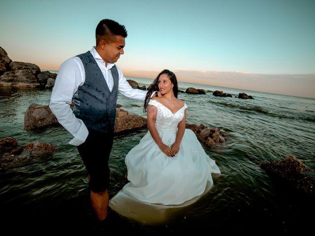 La boda de Alex y Tania en Albal, Valencia 33
