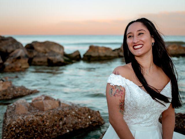 La boda de Alex y Tania en Albal, Valencia 35