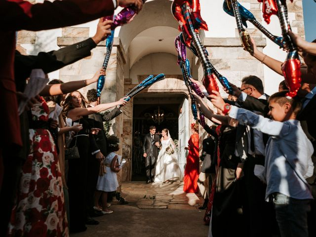 La boda de Alejandro y Amelia en Alcantarilla, Murcia 27