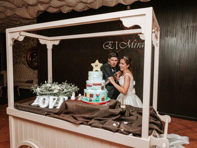 La boda de Alejandro y Amelia en Alcantarilla, Murcia 51