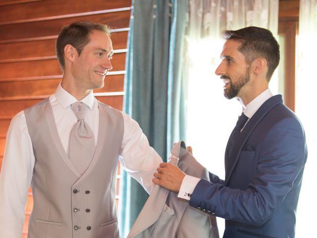 La boda de Carlos y Iván en Arganda Del Rey, Madrid 8