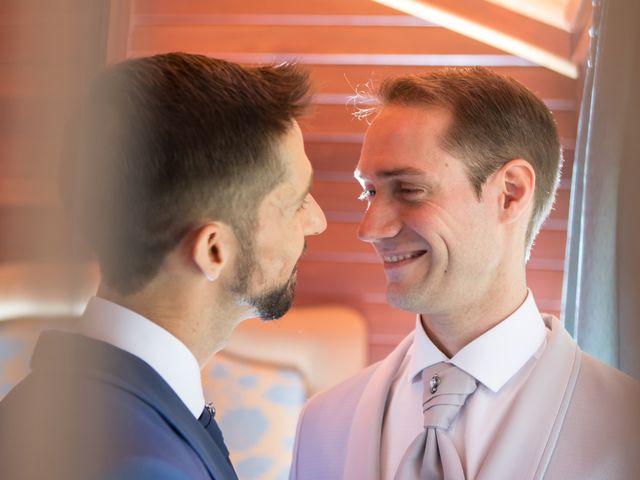 La boda de Carlos y Iván en Arganda Del Rey, Madrid 10
