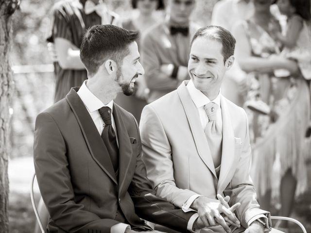 La boda de Carlos y Iván en Arganda Del Rey, Madrid 15