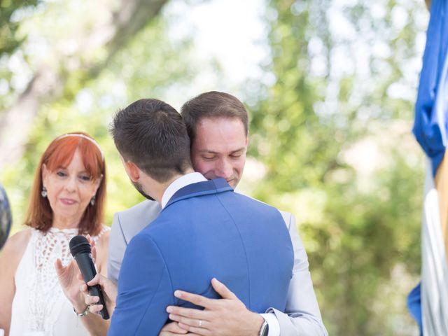 La boda de Carlos y Iván en Arganda Del Rey, Madrid 20