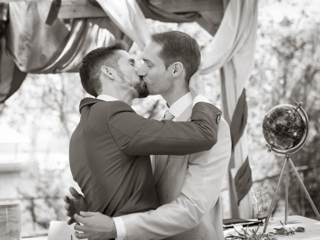 La boda de Carlos y Iván en Arganda Del Rey, Madrid 23