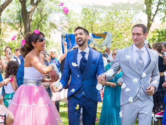 La boda de Carlos y Iván en Arganda Del Rey, Madrid 24
