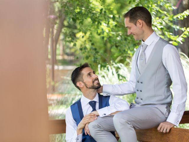La boda de Carlos y Iván en Arganda Del Rey, Madrid 29