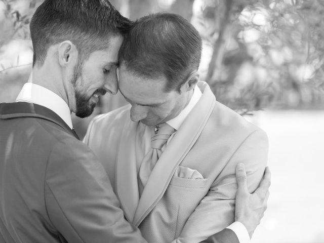 La boda de Carlos y Iván en Arganda Del Rey, Madrid 30